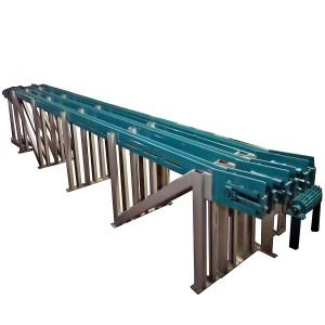 Transportador de correntes para Toras