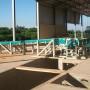 Transportador já instalado em Serraria